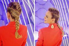 Apenas Osnan: Eliana com Glamour + Penteados
