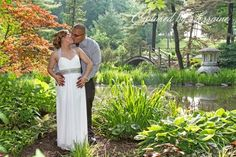 Fabyan Parkway Japanese Garden Wedding 4