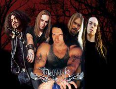 another real life dethklok band  Metalocalypse
