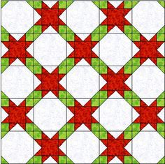 Katie Mae Quilts - lots of quilt patterns to alternate with a snowball block ***
