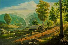 Golden Light by John magne Lisondra