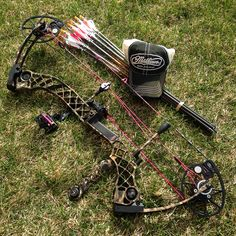 In love with my new bow! Bow Hunting Quotes, Bow Hunting Tips, Bow Hunting Deer, Bow Stabilizer, Archery Tips, Bow Sights, Crossbow, Outdoor Life, Outdoor Power Equipment