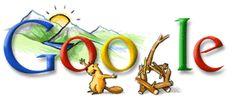 Gli auguri di Felice anno nuovo! da Google - Il Post