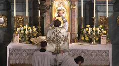 Hochamt zum Ende des 40stündigen Gebetes