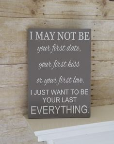 Anniversary Gift for Men Women- Anniversary Gift for Her Him – Valentine's Day – Romantic Gift – I May Not Be Your First © no marriage line – Valentines Day Gift Ideas Bday Gifts For Him, Surprise Gifts For Him, Thoughtful Gifts For Him, Romantic Gifts For Him, Christmas Gifts For Him, Romantic Dates, Christmas Quotes, Funny Christmas, Christmas Wedding