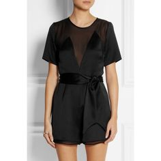 Kate Moss for Topshop Romper Never worn. Brand new, took the tags off to wear it out and changed my mind. Size is a U.S. 4 but this is definitely more suited for a size 0/2 Topshop Dresses