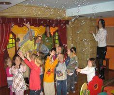 Παιδικά Πάρτυ από 1-6 χρονών. Prive αίθουσα για το δικό σας πάρτυ.