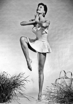 Cyd Charisse- who my mom was named after