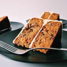 Carrot Cake. Get this and 100+ more Cakes recipes at https://feedfeed.info/cakes
