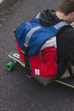 This is the Roamer, our go to backpack !
