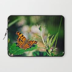 Comma Butterfly Rectangular Pillow by vickifield