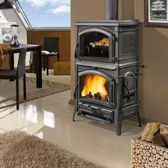 La Nordica Isotta Forno Wood Cooking Stove | Stoves (Wood Burning)