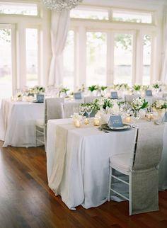 Lovely #wedding setting!