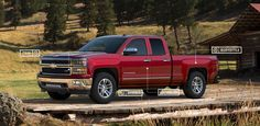 Virtually customize the new 2014 Chevy Silverado to make it your dream truck at http://www.chevrolet.com/2014-silverado-pickup-trucks.html.
