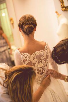 Vestido de Carmen de Beatriz Álvaro