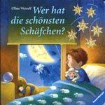 Wer hat die schönsten Schäfchen?, Volklied. Ilustraciones de Ulises Wensell. Ravensburg: Ravensburger Buchverl, 2004.