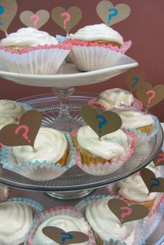 Homemakin and Decoratin: Gender Reveal Party- lots of handmade/DIY ideas!