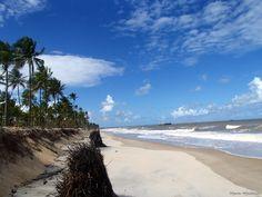 Praia de Mogiquiçaba - Sul  da Bahia