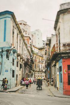 Havana street views.