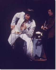 The LIGHT BLUE GRASS suit (1972)