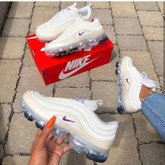 The Nike Vapormax 97 Cashmere is online now - - Women Trends Nike Air Max, Air Max 97, Nike Air Shoes, Nike Air Force Max, Cute Sneakers, Shoes Sneakers, Shoes Heels, Souliers Nike, Sneakers Fashion Outfits