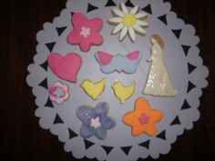 galletas para una boda en el campo (II)