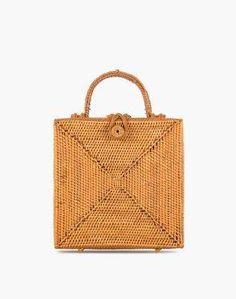 Bembien® Stella Rattan Box Bag a073137b3b8c
