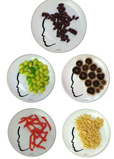 Hair in you food? cool plates