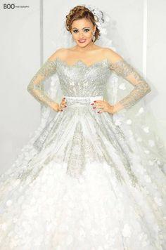 Hany ElBehairy dress 12