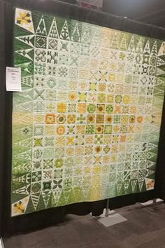 Jane's Quilting: Paducah Quilt Show — 2016 Dear Jane Quilt, Patch Quilt, Quilting Tips, Quilt Making, Farmers, Ties, Scrap, Quilts, Sewing