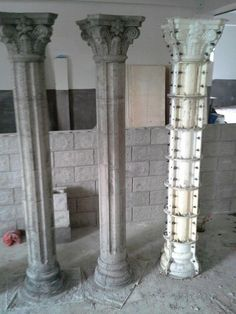 6 Piece Classic Style Baluster Amp Railing Concrete Mold Set