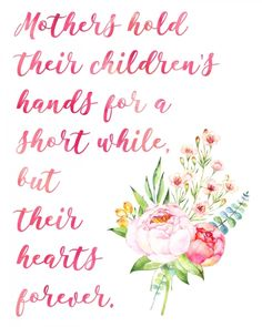 Beautiful Peony Watercolour Free Mother's Day Printables - The Happy Housie Mothers Day Qoutes, Mothers Quotes To Children, Mothers Day Decor, Happy Mother Day Quotes, Mother Daughter Quotes, Mother Day Wishes, Mother Quotes, Mothers Day Crafts, Mother And Father