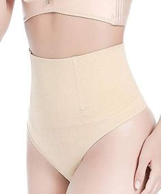 3520392443e FUT Women Waist Cincher Girdle Tummy Slimmer Sexy Thong Panty Shapewear  Tummy Slimmer