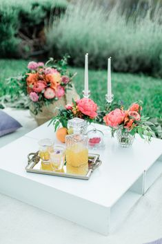 Chic lakeside proposal at the Athenian Riviera can be wildly romantic! Greece can surely provide a romantic locations such as this one for your proposal! Diy Flowers, Proposal, Flower Arrangements, All Things, Bouquet, Backyard, Romantic, Dishes, Table Decorations