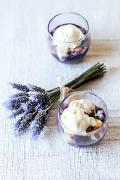 Purple Inutak   Community Post: 14 Glorious Purple Desserts That Are Almost Too Pretty To Eat