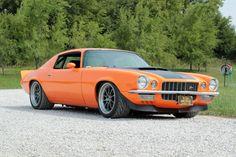 1972 Camaro. Wow !