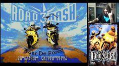 Road Rash 3 ❂ [SEGA Classic] Sega Classic, Road Rash, Comic Books, Comics, Art, Art Background, Drawing Cartoons, Comic Book, Kunst