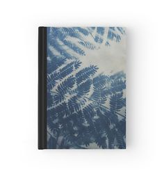 Fern Cyanotype by VirginiaHarold
