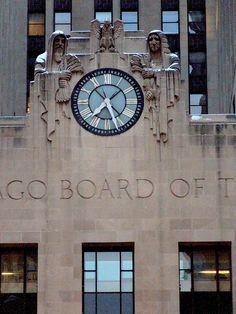 Chicago Board of Trade Building, Chicago, IL