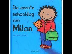 de eerste schooldag van Milan Pre School, Back To School, New Classroom, School Pictures, School Themes, Learning Resources, Homeschool, Teaching, Education