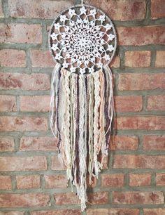 BrooklynThread — Crochet Dreamcatcher