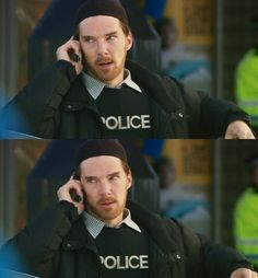 the Batch of the Day Ed The Negotiator in Four Lions.
