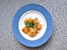 Zucchini-Feta-Päckchen #vegetarisch #snack #käse #glutenfrei