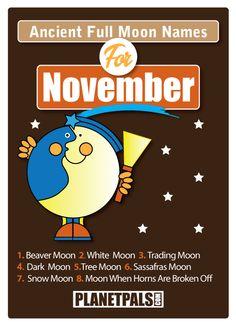 Happy Full Moon NOV 6 2014