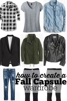 Do you have a basic fall wardrobe? Here is my EASY and budget friendly guide to having a stylish fall capsule wardrobe without breaking the bank.  I have collected 36 pieces you will love to wear and again and again this fall!