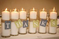 Listed in a blog about Wedding favors, but would love to do this for a fireplace mantle