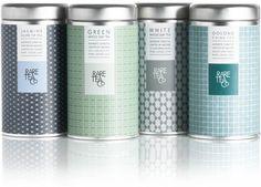 Rare Tea Company (designed by Studio H)