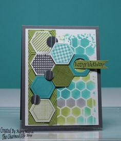 CC543 ~hexagon birthday~