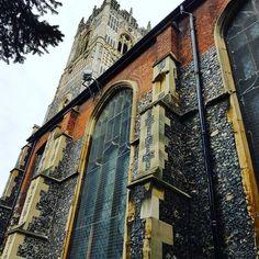 #ipswich #historic #church