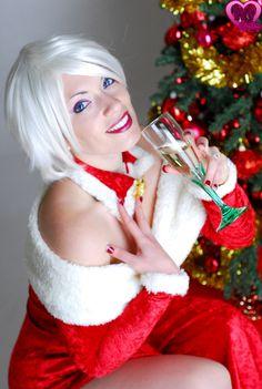 MERRY CHRISTMAS!! by Ivycosplay.deviantart.com